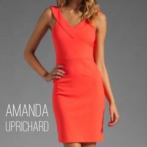 V-Neck Ponte Dress by Amanda Uprichard